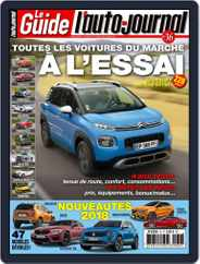 L'auto-journal (Digital) Subscription October 1st, 2017 Issue