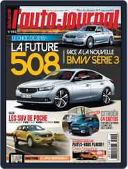 L'auto-journal (Digital) Subscription November 9th, 2017 Issue
