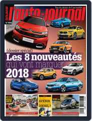 L'auto-journal (Digital) Subscription November 23rd, 2017 Issue
