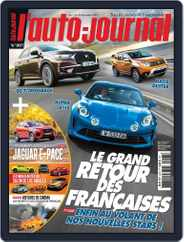 L'auto-journal (Digital) Subscription December 7th, 2017 Issue