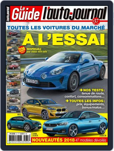 L'auto-journal (Digital) January 1st, 2018 Issue Cover