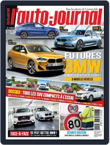 L'auto-journal February 1st, 2018 Digital Back Issue Cover