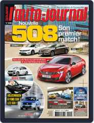 L'auto-journal (Digital) Subscription March 29th, 2018 Issue
