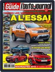 L'auto-journal (Digital) Subscription April 1st, 2018 Issue