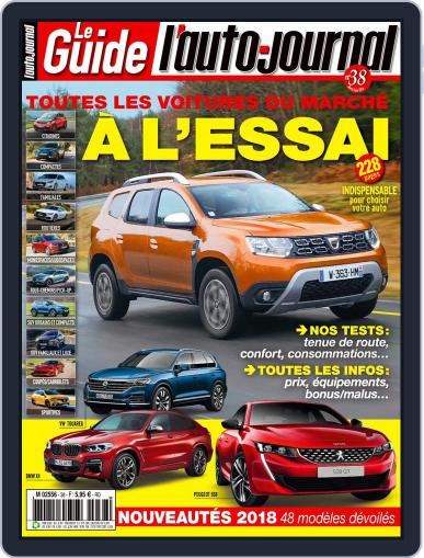 L'auto-journal (Digital) April 1st, 2018 Issue Cover