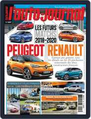 L'auto-journal (Digital) Subscription April 26th, 2018 Issue