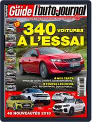 L'auto-journal (Digital) Subscription July 1st, 2018 Issue