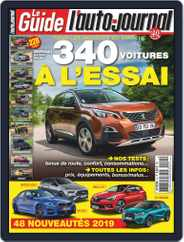 L'auto-journal (Digital) Subscription October 1st, 2018 Issue