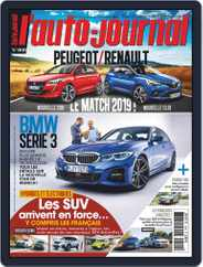 L'auto-journal (Digital) Subscription October 25th, 2018 Issue