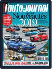 L'auto-journal (Digital) Subscription January 3rd, 2019 Issue