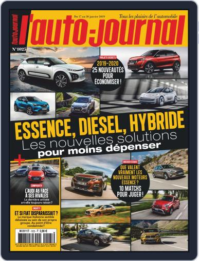 L'auto-journal (Digital) January 17th, 2019 Issue Cover