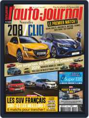L'auto-journal (Digital) Subscription March 14th, 2019 Issue