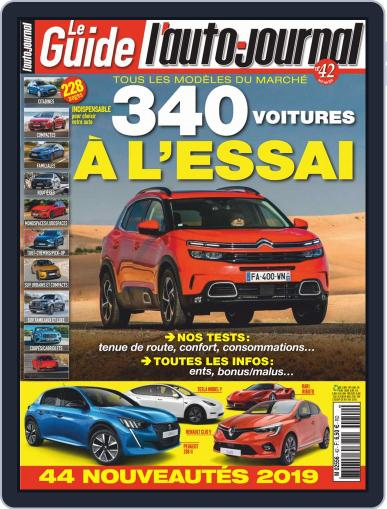 L'auto-journal April 1st, 2019 Digital Back Issue Cover