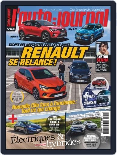 L'auto-journal (Digital) April 25th, 2019 Issue Cover