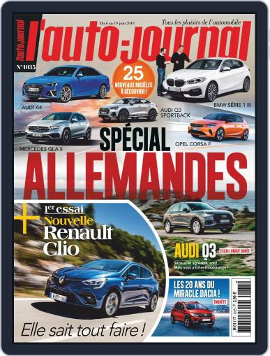 L'auto-journal (Digital) June 6th, 2019 Issue Cover