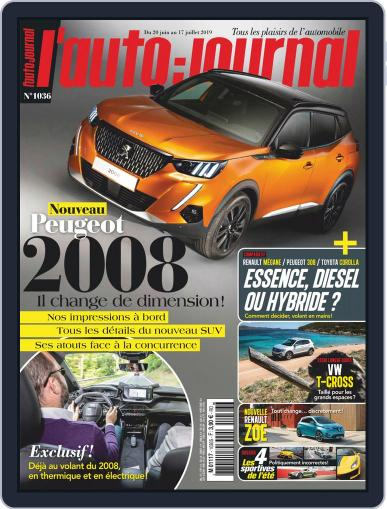L'auto-journal (Digital) June 20th, 2019 Issue Cover
