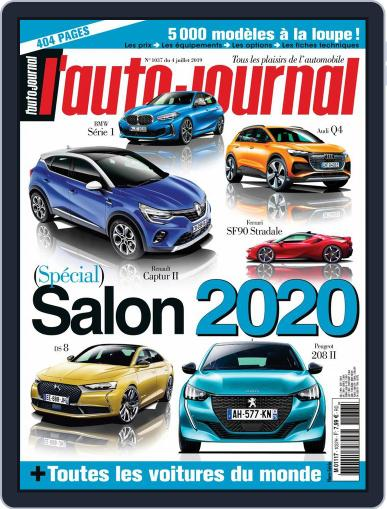 L'auto-journal July 4th, 2019 Digital Back Issue Cover