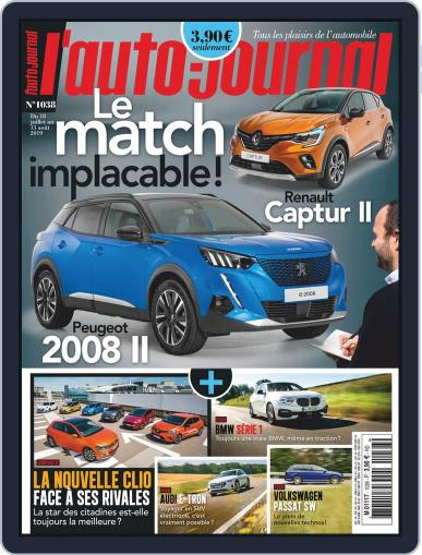 L'auto-journal July 18th, 2019 Digital Back Issue Cover