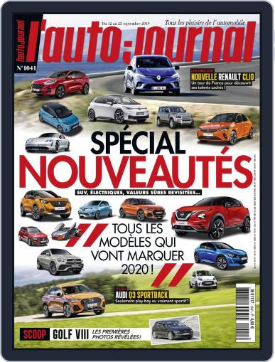 L'auto-journal (Digital) September 12th, 2019 Issue Cover