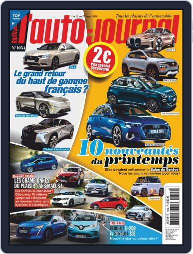 L'auto-journal (Digital) March 12th, 2020 Issue Cover