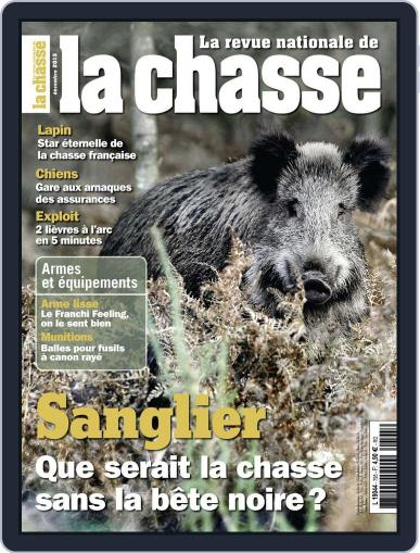 La Revue nationale de La chasse November 18th, 2013 Digital Back Issue Cover