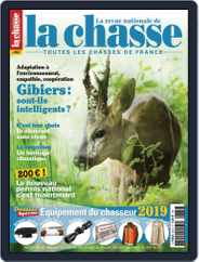 La Revue nationale de La chasse (Digital) Subscription July 1st, 2019 Issue