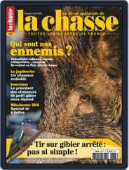 La Revue nationale de La chasse (Digital) Subscription August 1st, 2019 Issue