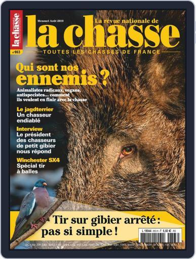 La Revue nationale de La chasse August 1st, 2019 Digital Back Issue Cover