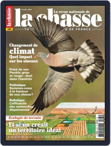 La Revue nationale de La chasse October 1st, 2019 Digital Back Issue Cover