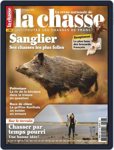 La Revue nationale de La chasse November 1st, 2019 Digital Back Issue Cover