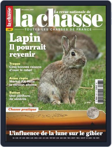 La Revue nationale de La chasse December 1st, 2019 Digital Back Issue Cover