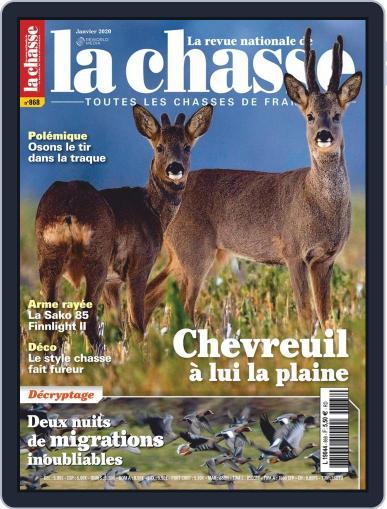 La Revue nationale de La chasse January 1st, 2020 Digital Back Issue Cover