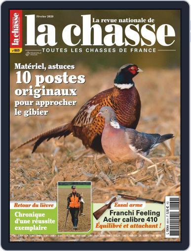 La Revue nationale de La chasse February 1st, 2020 Digital Back Issue Cover