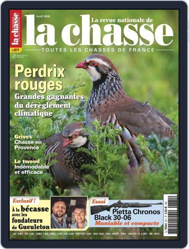 La Revue nationale de La chasse April 1st, 2020 Digital Back Issue Cover