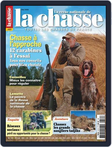 La Revue nationale de La chasse May 1st, 2020 Digital Back Issue Cover