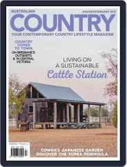 Australian Country (Digital) Subscription January 1st, 2019 Issue