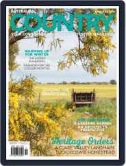 Australian Country (Digital) Subscription June 1st, 2019 Issue