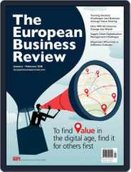 The European Business Review (Digital) Subscription January 1st, 2018 Issue