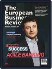 The European Business Review (Digital) Subscription November 1st, 2018 Issue