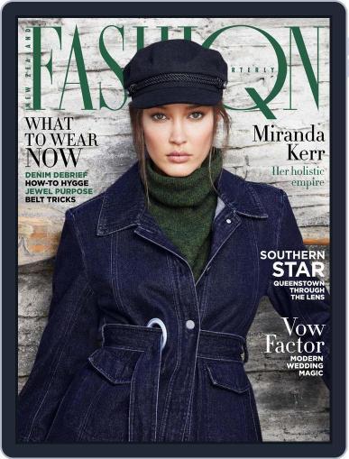 Fashion Quarterly (Digital) April 1st, 2017 Issue Cover