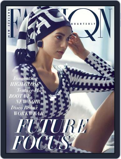 Fashion Quarterly (Digital) March 1st, 2018 Issue Cover