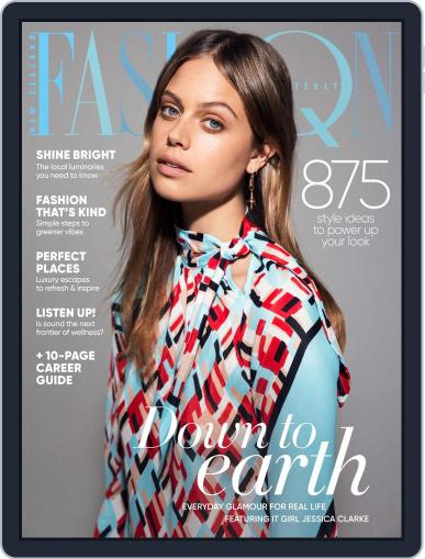 Fashion Quarterly (Digital) March 1st, 2019 Issue Cover