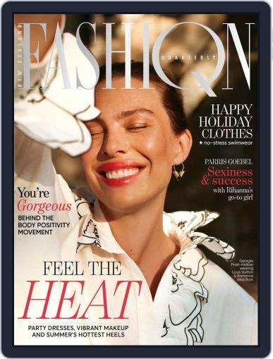 Fashion Quarterly (Digital) November 1st, 2019 Issue Cover