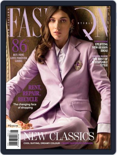 Fashion Quarterly (Digital) March 1st, 2020 Issue Cover