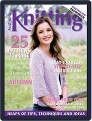 Australian Knitting (Digital) Subscription January 1st, 2017 Issue