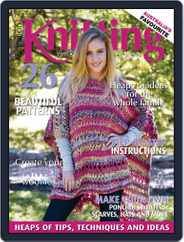 Australian Knitting (Digital) Subscription April 1st, 2017 Issue