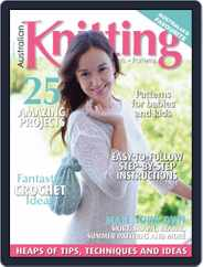 Australian Knitting (Digital) Subscription October 1st, 2017 Issue