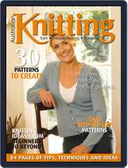 Australian Knitting (Digital) Subscription July 1st, 2018 Issue
