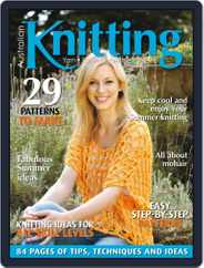 Australian Knitting (Digital) Subscription October 1st, 2018 Issue