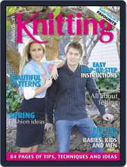 Australian Knitting (Digital) Subscription July 1st, 2019 Issue